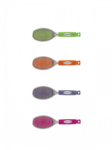Oval Hair Brush - 4 colors