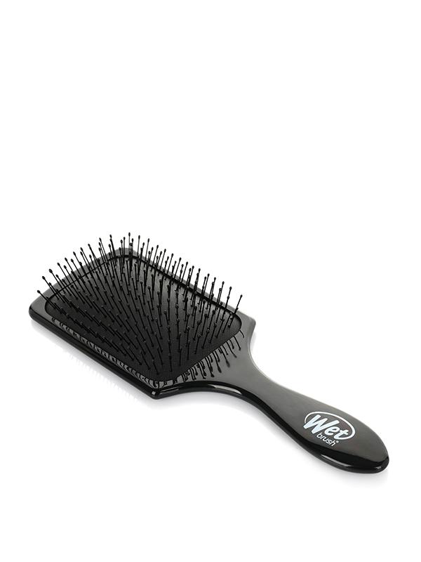 Wet Brush Pro Paddle Detangler Hair Brush -Black