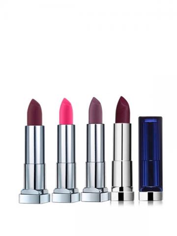 Maybelline Color Sensational The Loaded Bolds Lipsticks