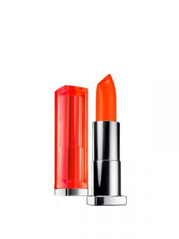 Maybelline Color Sensational Vivids Lipstick - Vibrant Mandarin 914