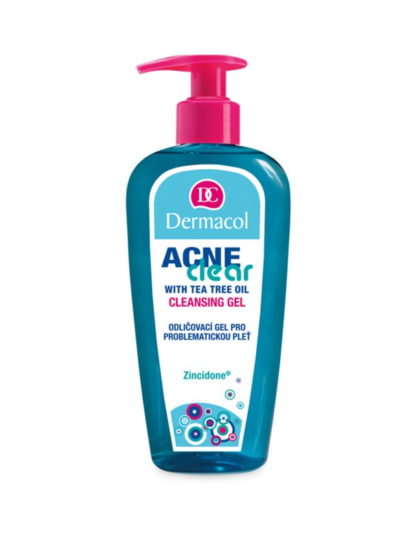 AcneClear Make-up Removal and Cleansing Gel