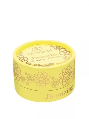 Beauty Powder Pearls Bronzing