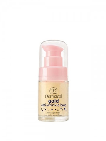 Gold Anti-Wrinkle Makeup Base  - 15ml