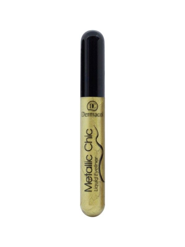 Metallic Chic Liquid Eyeliner No. 1 Gold