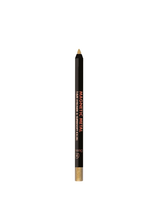 Magnetic Metal 16H Eyeliner No. 1 Gold