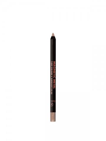 Magnetic Metal 16H Eyeliner - Bronze