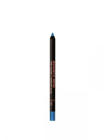 Magnetic Metal 16H Eyeliner - Blue