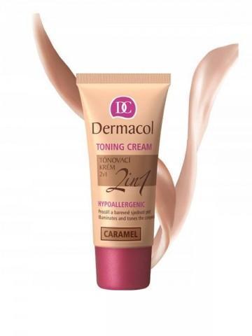 Toning Cream 2IN1 - Caramel