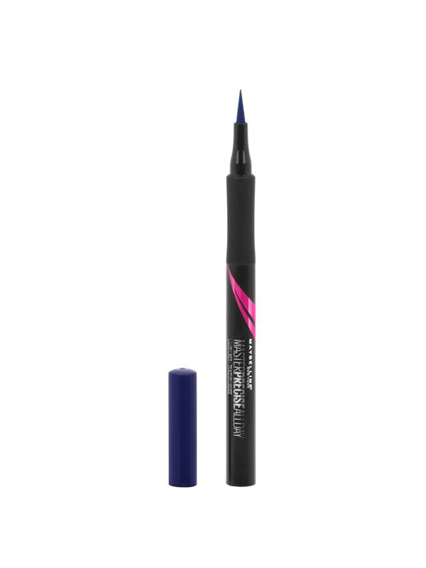 EYESTUDIO - Master Precise Liquid Eyeliner - Parrot Blue