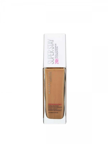 SUPERSTAY - Full Coverage Foundation - Amber Beige