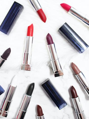 Maybelline COLOR SENSATIONAL - Loaded Bolds Lipsticks