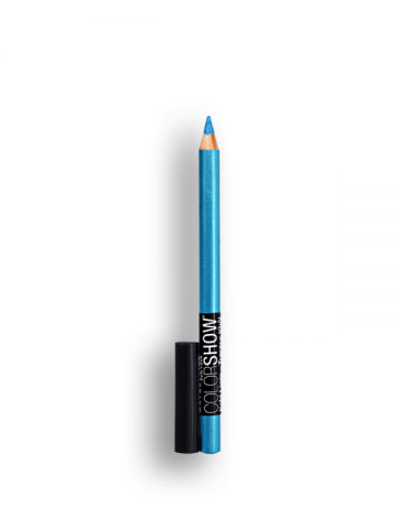 Maybelline color show kohl liner - Turquoise Flash