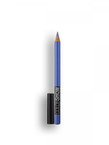 Maybelline color show kohl liner - Chambray Blue