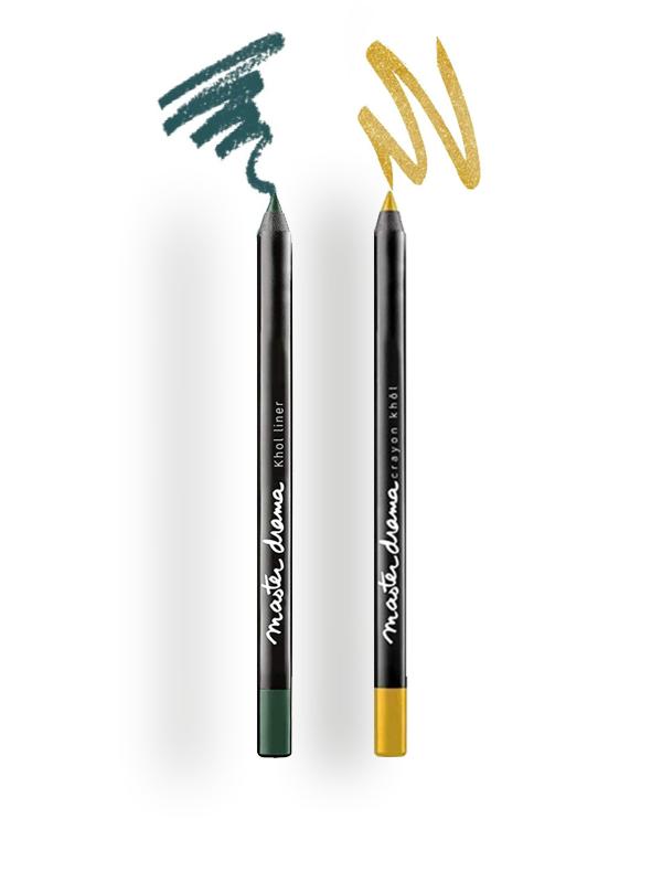 EYESTUDIO - Master Drama Chromatics Crayon Kohl Eyeliner