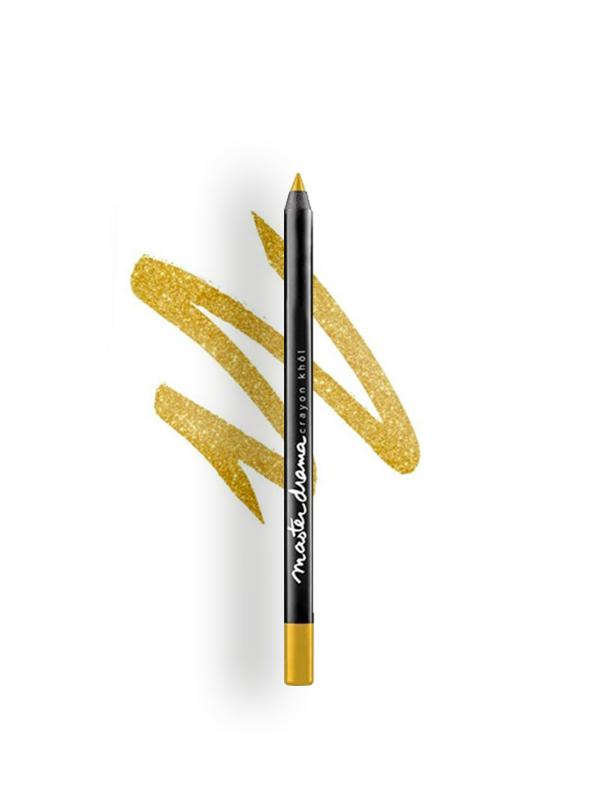 EYESTUDIO - Master Drama Chromatics Crayon Kohl Eyeliner - Vibrant Gold