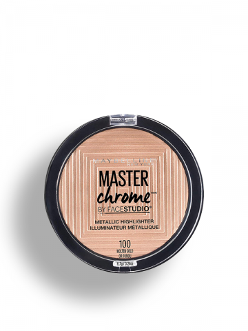 Master Chrome Metallic Highlighter - 100 Molten Gold