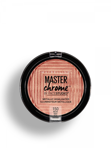 Master Chrome Metallic Highlighter - 150 Molten Peach