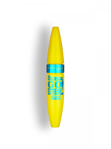 Colossal Go Extreme Mascara in Black