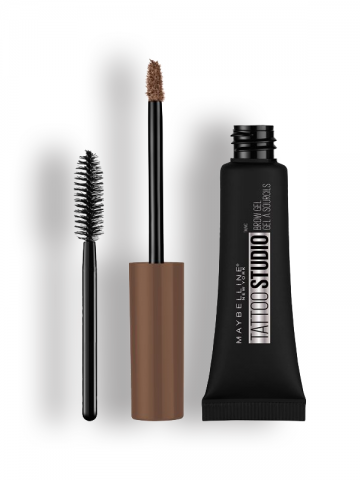 TATTOOSTUDIO - Waterproof Eyebrow Gel - 03 Warm Brown
