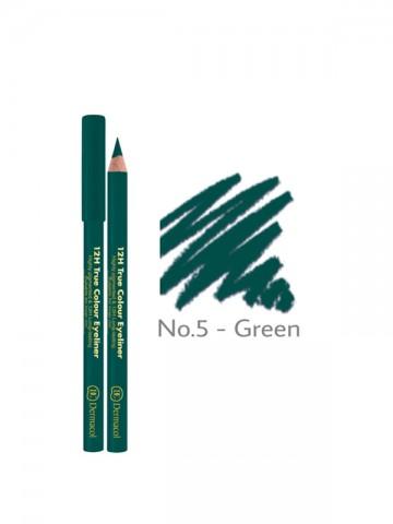 12H True Color Eyeliner -Green