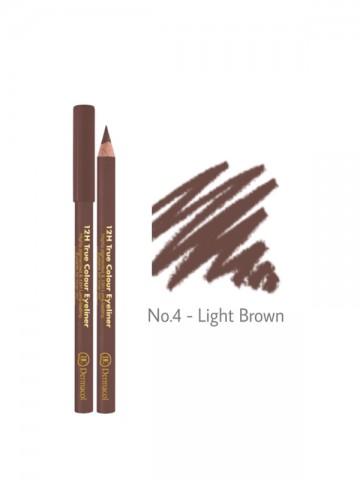 12H True Color Eyeliner -Light Brown