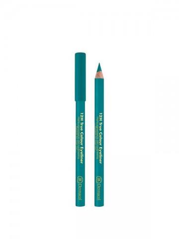 12H True Color Eyeliner -Turquoise