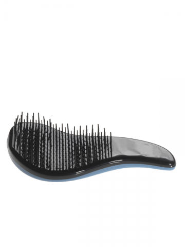 DROP Detangling Brush for Wet Hair - BLUE