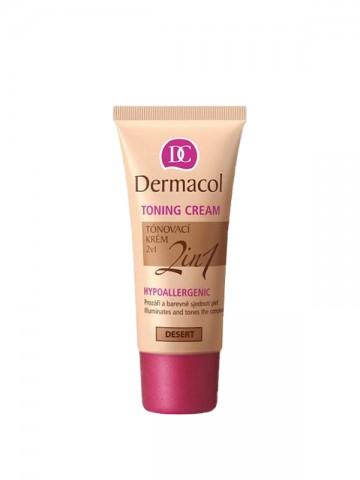 Toning Cream 2IN1 - Desert