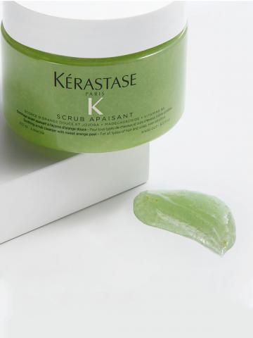 FUSIO SCRUB - Relaxing & Soothing Scrub for Dry Scalp