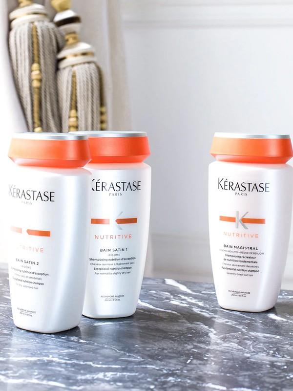 K Nutritive Bain Satin(2) Shampoo for Dry Hair