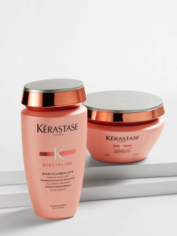 K Discipline - Bain Fluidealiste Smoothing Shampoo 250ml