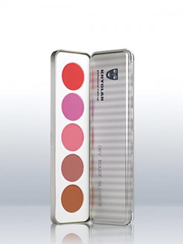لوحة أحمر الخدود و كونتور - ٥ ألوان