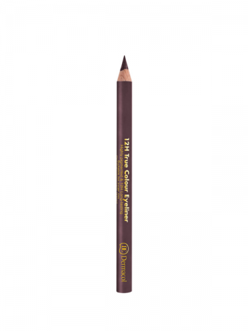 12H True Color Eyeliner - Dark Mauve