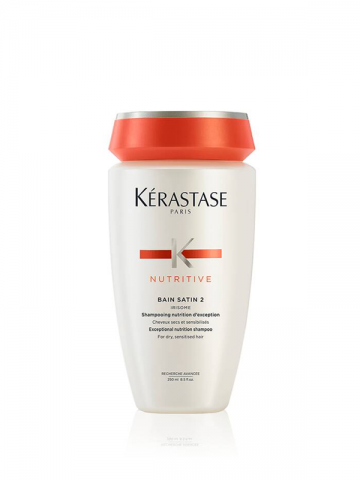 K Nutritive Bain Satin(2) Shampoo for Dry Hair